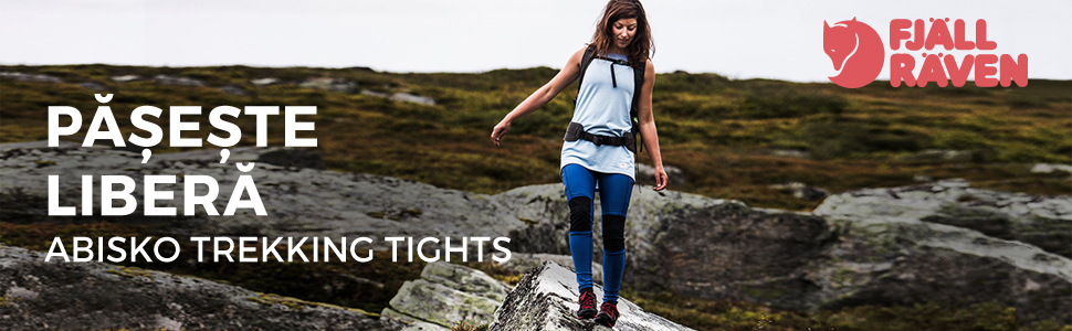 Fjallraven - Abisko Trekking Tights
